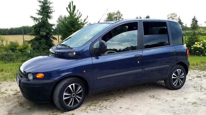 Fiat Multipla – brzydal, który daje się polubić